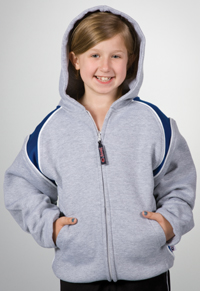 The Zone Saddle Hoodie (Youth) Game Sportswear-8300y