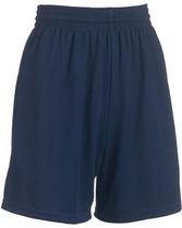 Girls' Cool Mesh Short Teamwork 4266