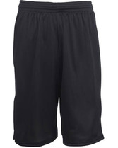 "Adult Mesh Basketball Short - 9"" inseam Teamwork 4023"