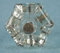 Large glass knob (6 available) (1041)