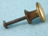Brass knob (12 available) (1024)