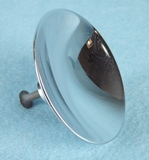 Chrome plated knob (7 available) (1293)