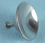 Chrome plated knob (7 available) (1294)