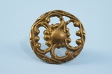 Cast brass knob (3 available) <NOBR>(ca. 1910s)</NOBR>