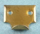 Brass plated window lift (5 available) <NOBR>(ca. 1930s)</NOBR>