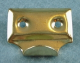 Polished brass plated window lift (3 available) <NOBR>(ca. 1950s)</NOBR>