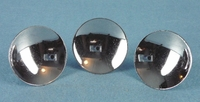 Chrome plated knob (28 available) (1291)