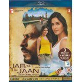 Jab Tak Hai Jaan - (Blu Ray - 3 Disc Set)  -Yash chopras last Hit