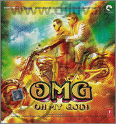 Oh My God - Indian Hindi Movie CD