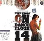 Everybody On Dance Floor 14 - Songs- Bollywood Movies  - 2 CD Set