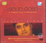 SOLID GOLD - JAGJIT SINGH - 2 CD SET