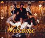 Welcome - CD