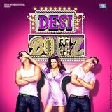Desi Boys - Indian Hindi Movie  Audio CD