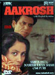 Aakrosh - DVD