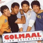 Golmaal: Fun Unlimited (2006) - CD