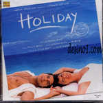 Holiday - CD