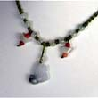 Jade  Beaded Fashion Necklaces