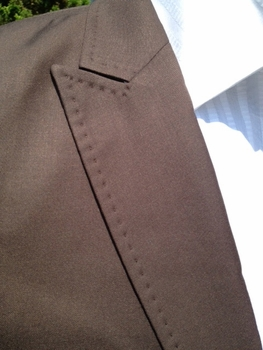 Angelino President Suit(Brown)