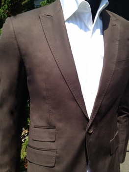 Blowout -Angelino Classic Suit (Brown)