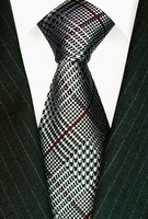 Lorenzo Glen Plaid Necktie