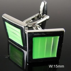 Lime box Cufflinks