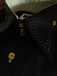See MorCouture High Collar Shirt section for this style