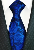 Lorenzo Blues Necktie