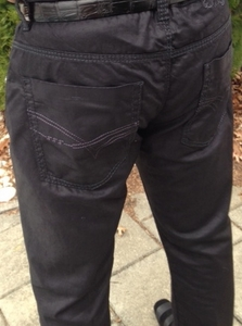 Angelino Paco Black Jeans (view#2)