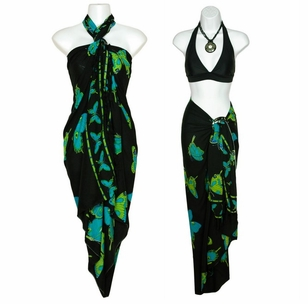 Butterfly Sarong 12