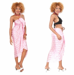 Silk Sarong in Pink - Assorted