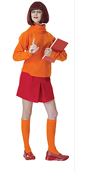 Adult Scooby Doo Velma Costume