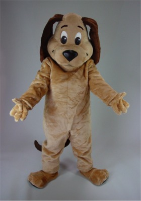 Cartoon Dog Mascot Costume Dog Mascot Costume