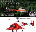 Walkera Hybrid Metal CB180Q Airwolf / Exceed RC MadHawk 300