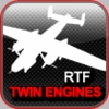 RTF Twin-Engine Planes