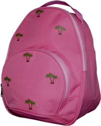 Four Peas Pink Palm Tree Backpack