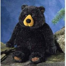Lou Rankin Cuthbert Black Bear by Encore