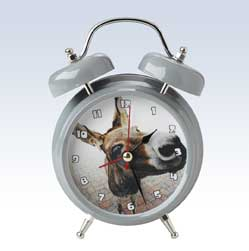 Wacky Wakers Donkey Sound Alarm Clock