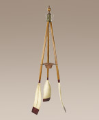 Authentic Models Oar Oxford Varsity Coat Stand
