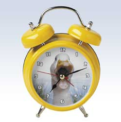 Wacky Wakers Quacking Duck Sound Alarm Clock