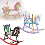 Levels of Discovery Kiddie Ups Rocking Horses