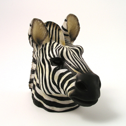 Zebra Money Bank by Swibco
