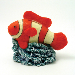 Clown Fish Money Bank by Swibco