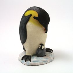 Penguin Money Bank by Swibco