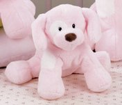Baby Gund Spunky the Pink Barking Puppy