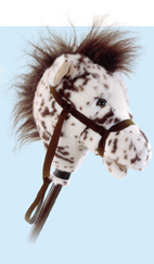 Mary Meyer Easy Ride Um Appaloosa Horse