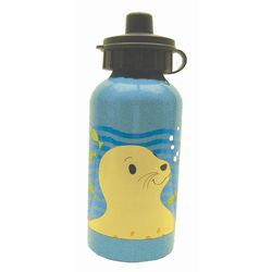 Flip the Seal Kids Beach Water Bottle