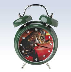 Wacky Wakers Dinosaur Sound Alarm Clock