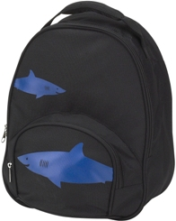 Shark Toddler Backpack by Four Peas