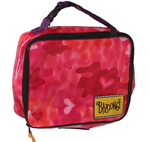 Girly Pink Camo Bazoongi Kids Lunch Box