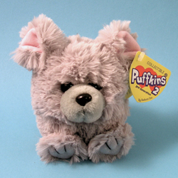 Molly Mouse Puffkins 2 Plush